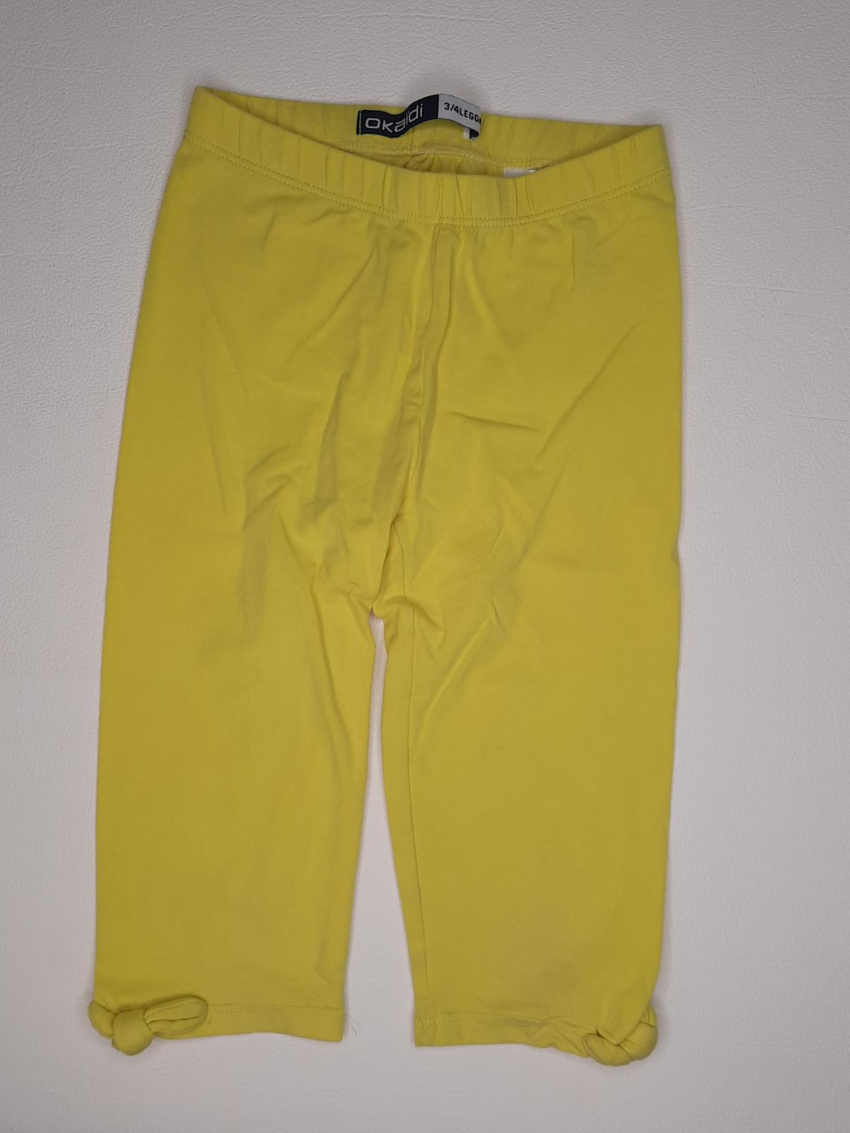Legging court jaune - photo 6