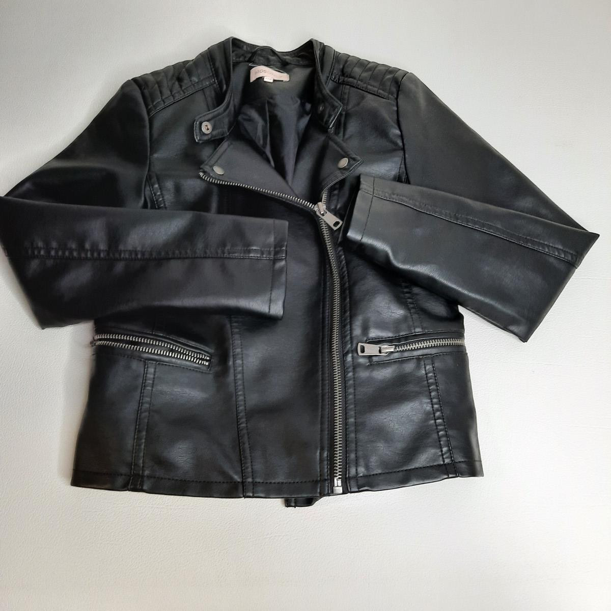 veste simili noir - photo 6