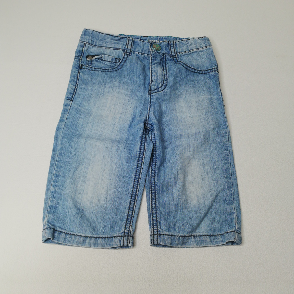 Bermuda jeans - photo 6