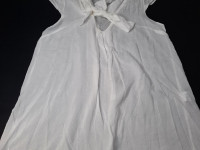 Blouse blanc Taille 38 - photo 7