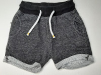 Short anthracite chiné - photo 7