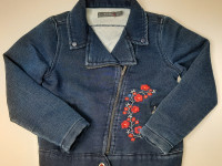 Gilet style veste en jeans - photo 7